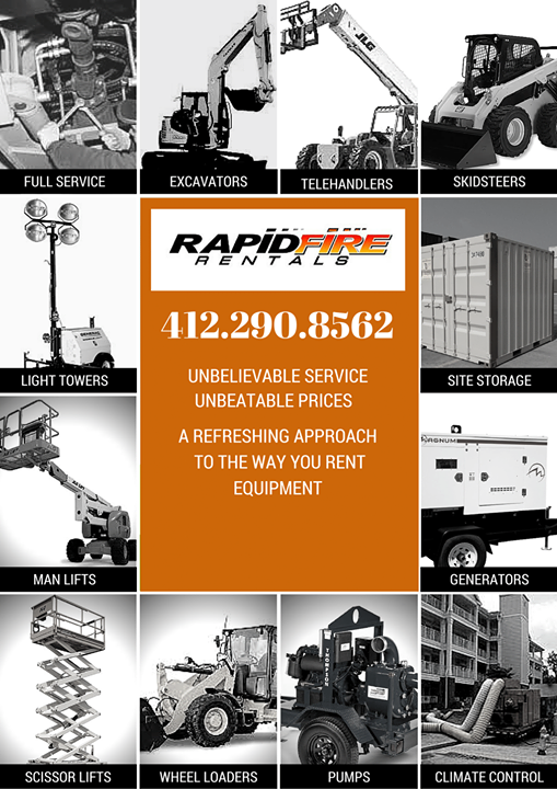 About Rapid Fire Rentals