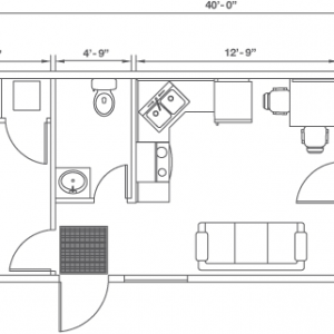 Mud Lab Floor Plans
