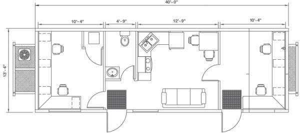 Mud Lab Floor Plans